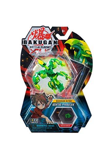 BAKUGAN Battle Planet Ultra Ventus Pyravian Figurine à Collectionner 3 cm