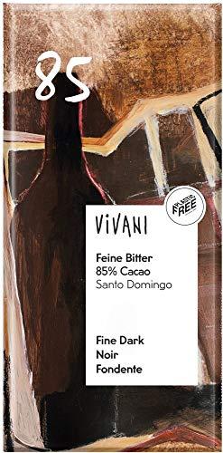 Vivani Bio Feine Bitter 85 % Cacao (6 x 100 gr)