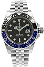 Rolex GMT-Master II GMT Black Dial Men's Watch 126710blnr