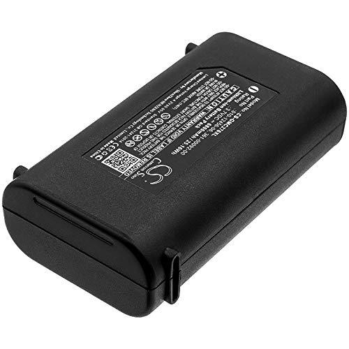 CS-GMC276XL Batería 6800mAh Compatible con [Garmin] GPSMAP 276Cx sustituye 010-12456-06, 361-00092-00