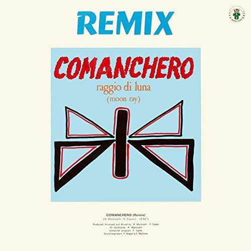 Raggio Di Luna / Doctor's Cat: Comanchero (Remix) / Gee Wiz Medley With War Song [12