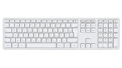 TasTutor Deutsch - Persisch Tastatur Aufkleber für Windows / MAC