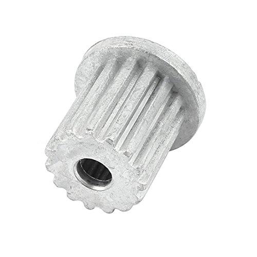 ELECTROPRIME 11mm Knurled Hole 15 Teeth 15T Pulsator Core for LG Washing Machine