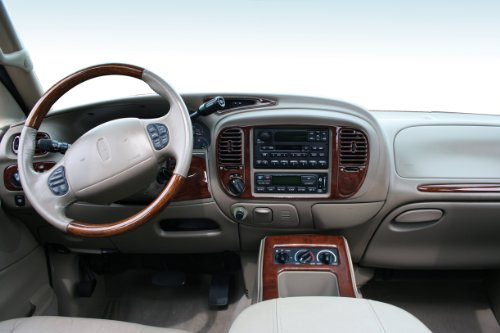 NAVIGATOR Lincoln Interior de Madera del Burl Dash Juego de Acabados Set 2000 2001 2002