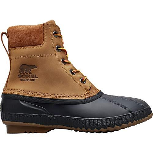 Sorel Cheyanne II Boot - Men's Chipmunk/Black, 8.0