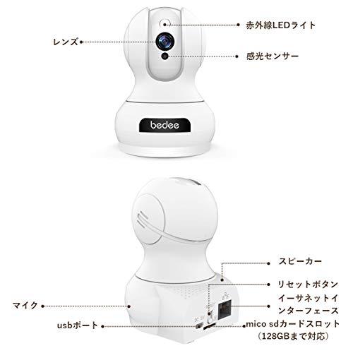 bedee『ネットワークカメラ(362B)』