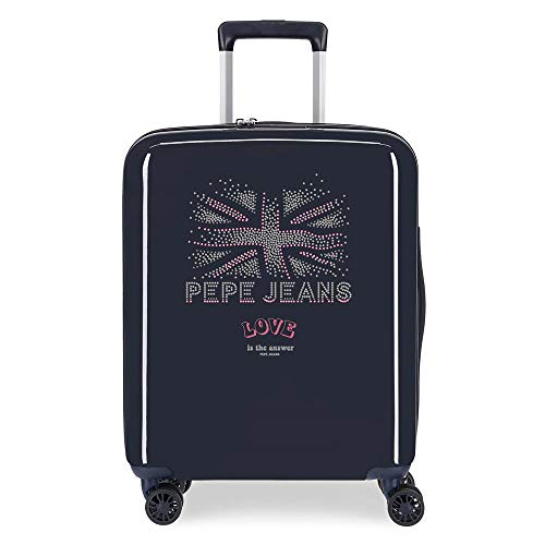 Pepe Jeans Ada Suitcase, Black (Black) - 6259321