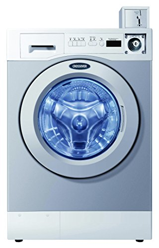 Crossover Front Load Washer 3.5 Cubic Feet Professional Quality, Heavy Duty Bearings, Seals...
