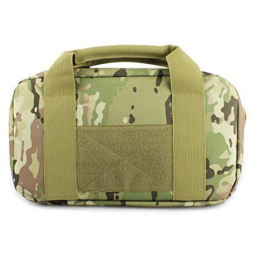 Select Zone 500D Oxford tessuto tattico borsa esterna portatile mimetica borsa (colore: ACU)
