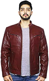 0e1b326e Leather Men's Jackets: Buy Leather Men's Jackets online at best ...