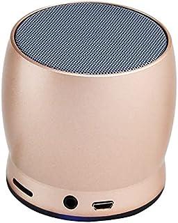 $132 » HXHLZY Bluetooth Speaker High-def Sound Remote Shutter-take Tf Card Player Wireless Metal Portable Speaker