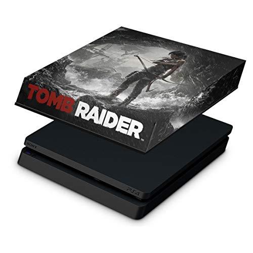 Capa Anti Poeira para PS4 Slim - Tomb Raider