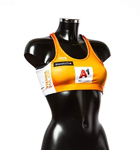 Beach Volleyball Major Series Vie_6_Women_XL_Orange / White