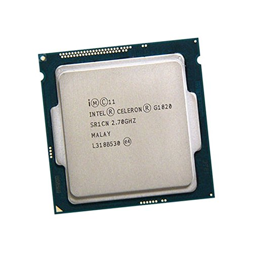 Procesador CPU Intel Celeron G18202.7GHz 2MB 5GT/s LGA1150Dual Core sr1cn
