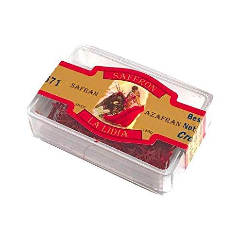 神戸アールティー サフラン ホール 1g クーペ Saffron スパイス ハーブ 香辛料 調味料 業務用