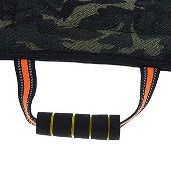 Baoblaze Nouveau Coussin de Morsure pour Chien de Compagnie Jute Dog Training Bite Tugs Dog Bite Arm Sleeve