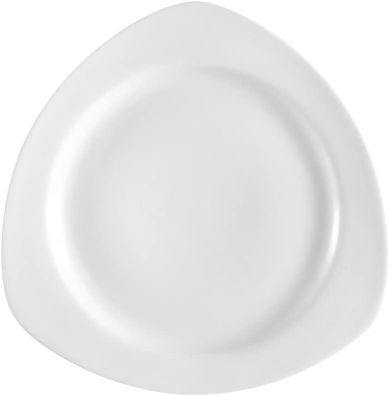 Cheap bargain CAC China CPT-120 22-Ounce Porcelain Bow Pasta free shipping Round in Triangle