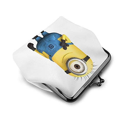 -ons Cute Coin Purse for Women -lo Vintage Jewelry Cards Trinkets Pouch Closure Wallet Key Holder Headphones Change Purse Multifunctional Bags