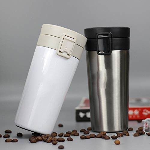 Premium Travel koffiemok RVS Thermos Tumbler Cups Thermoskan thermo Waterfles Thee mok Thermocup