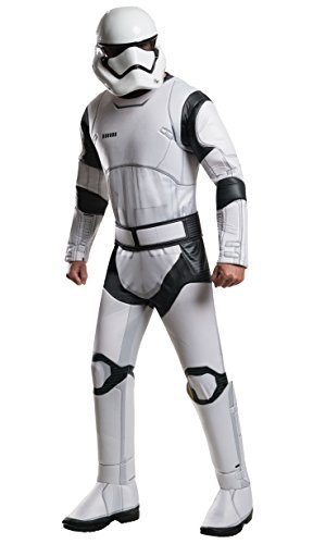 Deluxe Stormtrooper - Star Wars The Force Awakens - Adult Fancy Dress Costume - XL - 44-46