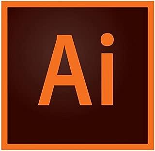 Adobe Illustrator CC | 1 Year Subscription (Download)