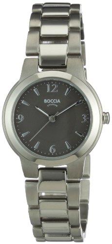 Boccia Damen-Armbanduhr Titan 3175-02