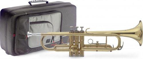 Stagg WS - TR215S Bb Trompete mit Softcase