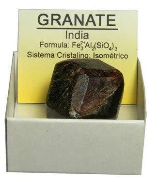 Piedra en Bruto, Natural Granate