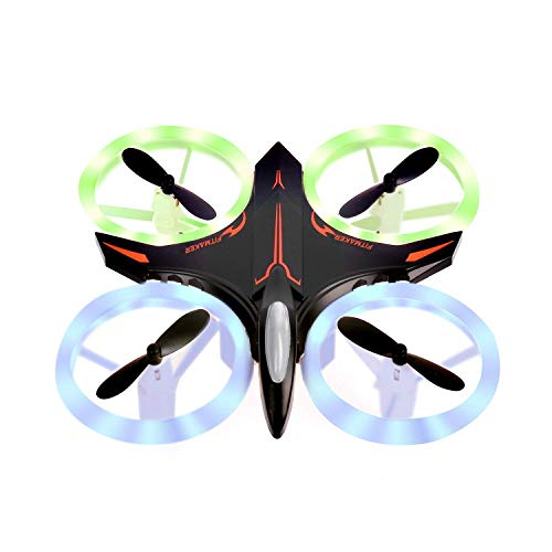 2020 New RC Drones for Kids, Mini Drone Pocket RC Quadcopter Altitude Hold 2.4Ghz RC Helicopter Headless Mode for Drone Training & Kids Adults