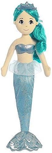 Aurora World Sea Sparkles Mermaid Plush, Mala by Aurora World