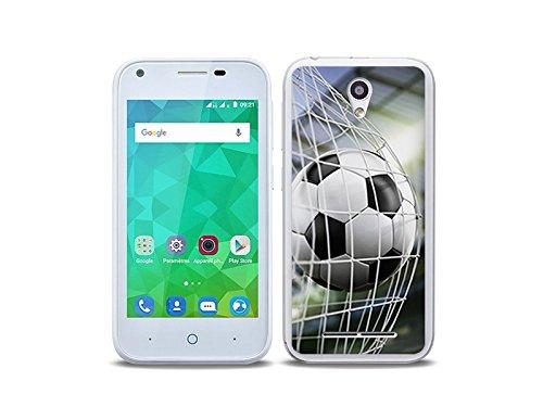 etuo Handyhülle für ZTE Blade L110 - Hülle Fantastic Case - Tor - Handyhülle Schutzhülle Etui Case Cover Tasche für Handy