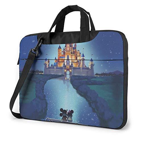 15.6 Inch Laptop Bag and 's Castle Laptop Briefcase Shoulder Menger Bag Case Sleeve