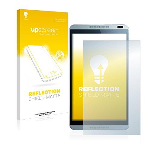 upscreen Entspiegelungs-Schutzfolie kompatibel mit Huawei MediaPad M1 – Anti-Reflex Bildschirmschutz-Folie Matt