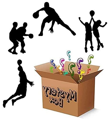 Basketball Sports Series Surprise Mystery Box Gift,Basketball Jerseys, pulseras, Wrist Brace, muñecas, hermosos sets de regalo coleccionables de edición limitada, Adecuados para adultos y niños.