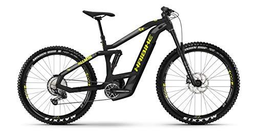 HAIBIKE XDURO AllMtn 3.5 Bosch Elektro Bike 2020 (XL/50cm, Schwarz/Lime)
