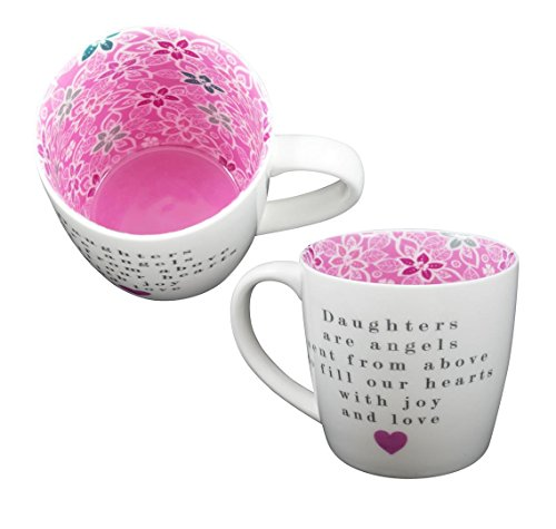 Mug ~ Céramique thé/café ~ Vice Versa Mug ~ FILLES SONT ANGES