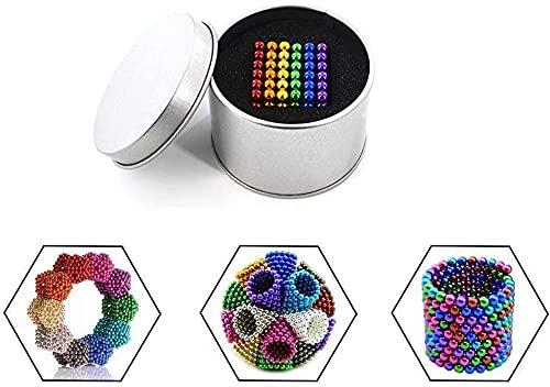 La Bola magnética se Utiliza para la Oficina, el imán de Pizarra, la decoración del refrigerador.