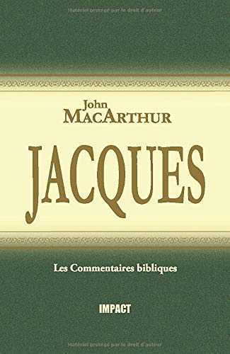 Download Jacques (The MacArthur New Testament Commentary - James) 2890820289