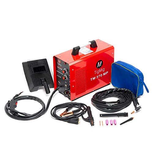 tm370mp Inverter Multi Processo 3X 1–soldadura TIG MIG Electrodo