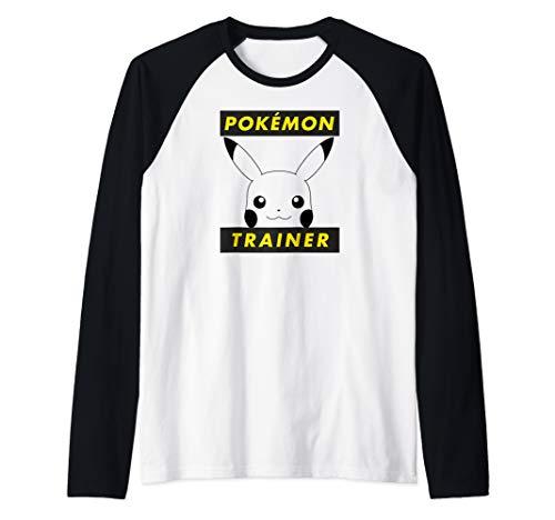 Pokémon Trainer Raglan Baseball Te…