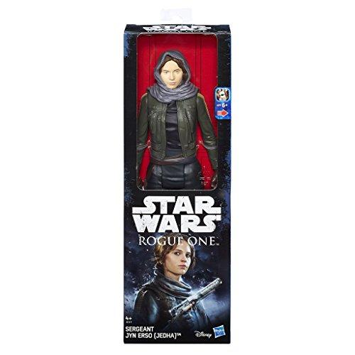 Hasbro Star Wars B7377ES0 - Rogue One Ultimate Figur: Jyn Erso, Actionfigur