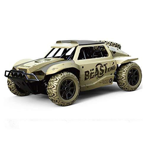 SOSAWEI Ferngesteuertes Auto 4WD Hochgeschwindigkeitsfahrzeug 25 km/h 2,4 GHz Funksteuerung Off Road RTR Monster Truck Beast