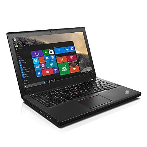 Used Well Notebook Thin kpad x260 laptops 13.3 inches - Intel core I5-6300U 4G RAM 500G HDD eMMC - WiFi - Bluetooth - Windows 10