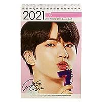 防弾少年団(BTS/バンタンソニョンダン)JIN( ジン)2021.2022年 2年分卓上カレンダー