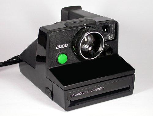 Polaroid Sofortbildkamera 2000