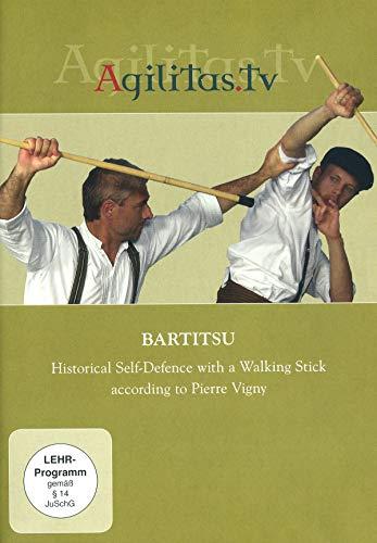 Bartitsu - Historische Selbstverteidigung mit dem Spazierstock nach Pierre Vigny  (englische Version)