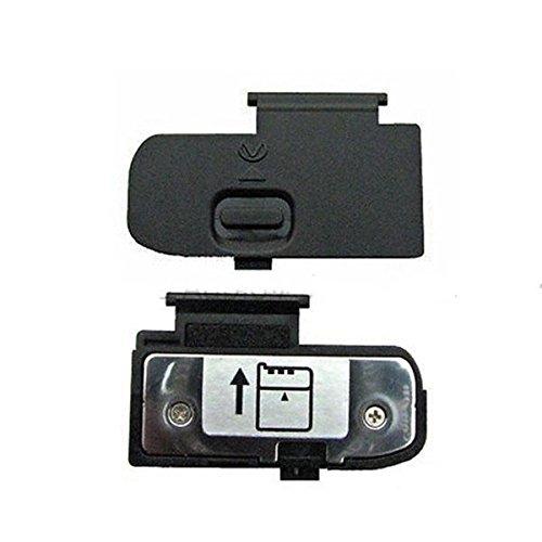 Replacement Camera Battery Cover Door Cap Lid Repair Part For Nikon D40 D40X D60 D3000 D5000