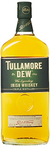 Tullamore Dew Irish Whiskey, 1er Pack (1 x 1 l)