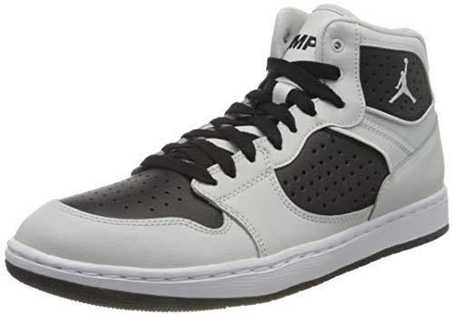 Nike Jordan Access, Scarpa da Corsa Uomo, Photon Dust/Nero-Bianco, 46 EU
