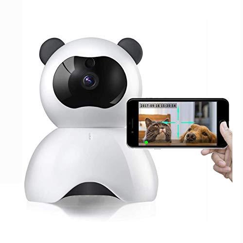 Überwachungskamera WLAN Kamera IP Kamera 1080P Überwachungskamera Wireless mit Nachtsicht Zwei-Wege Audio, Bewegungserkennung Kamera Indoor/Home/Baby/Haustier-Monitor by Upstartech
